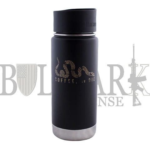 Coffee Or Die Thermos - FRONT - Bulwark(thumb)