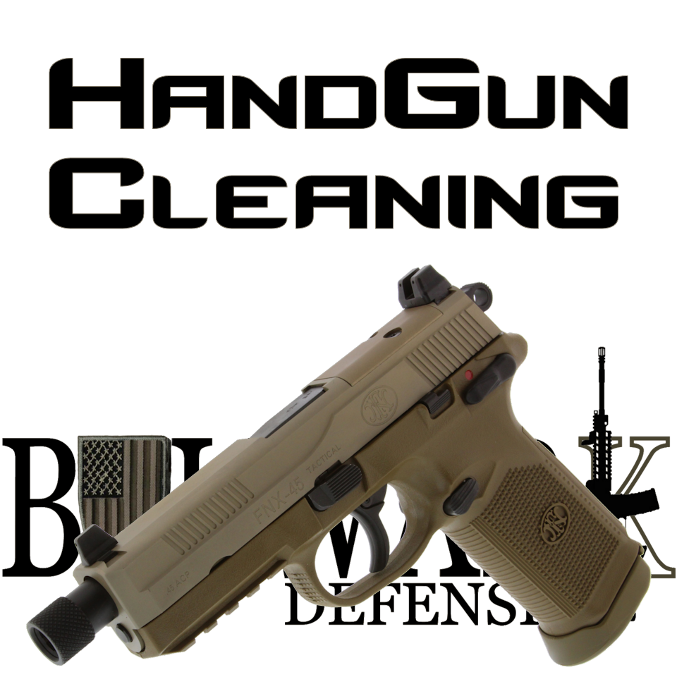 Handgun-Cleaning - Sm