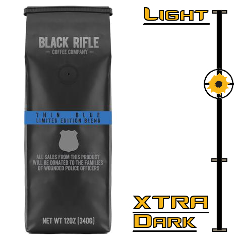 Thin Blue Line - Limited Edition Coffee Blend