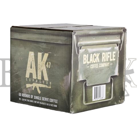 AK-47 Coffee Rounds - BD(50)
